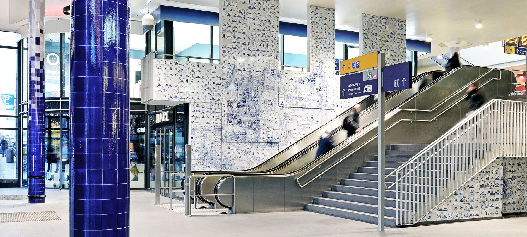 Hamburg Train Station Renovations