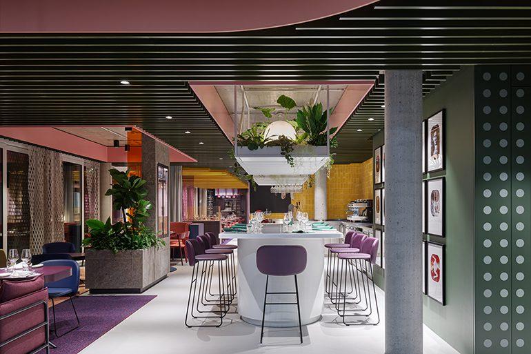 La Visione, Object Carpet Campus