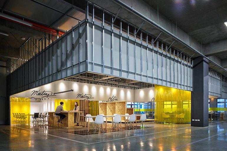Logistic Republic Automation Warehouse