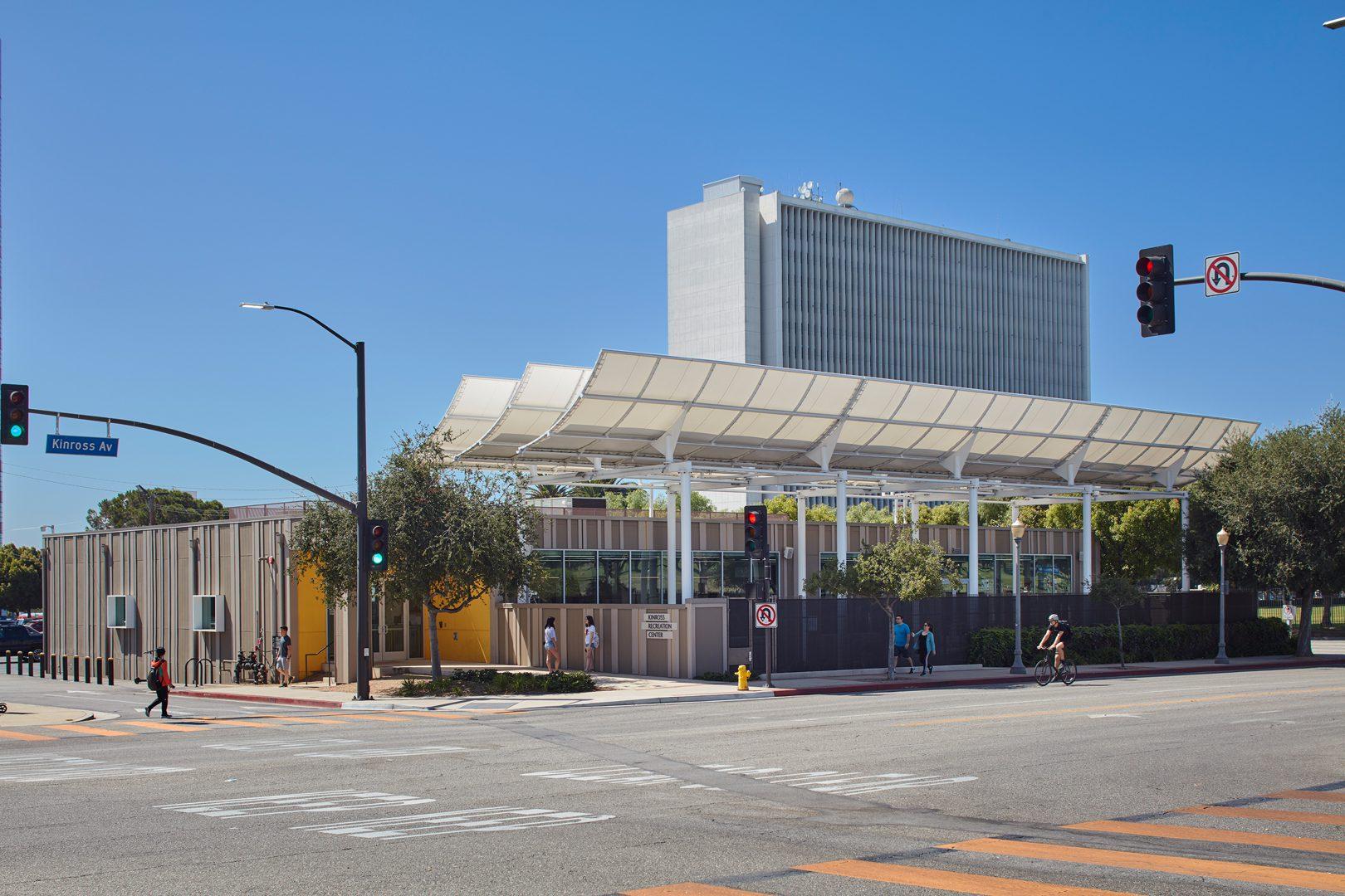 UCLA Kinross Recreation Center