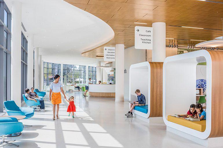 Children's Healthcare of Atlanta Center for Advanced Pediatrics