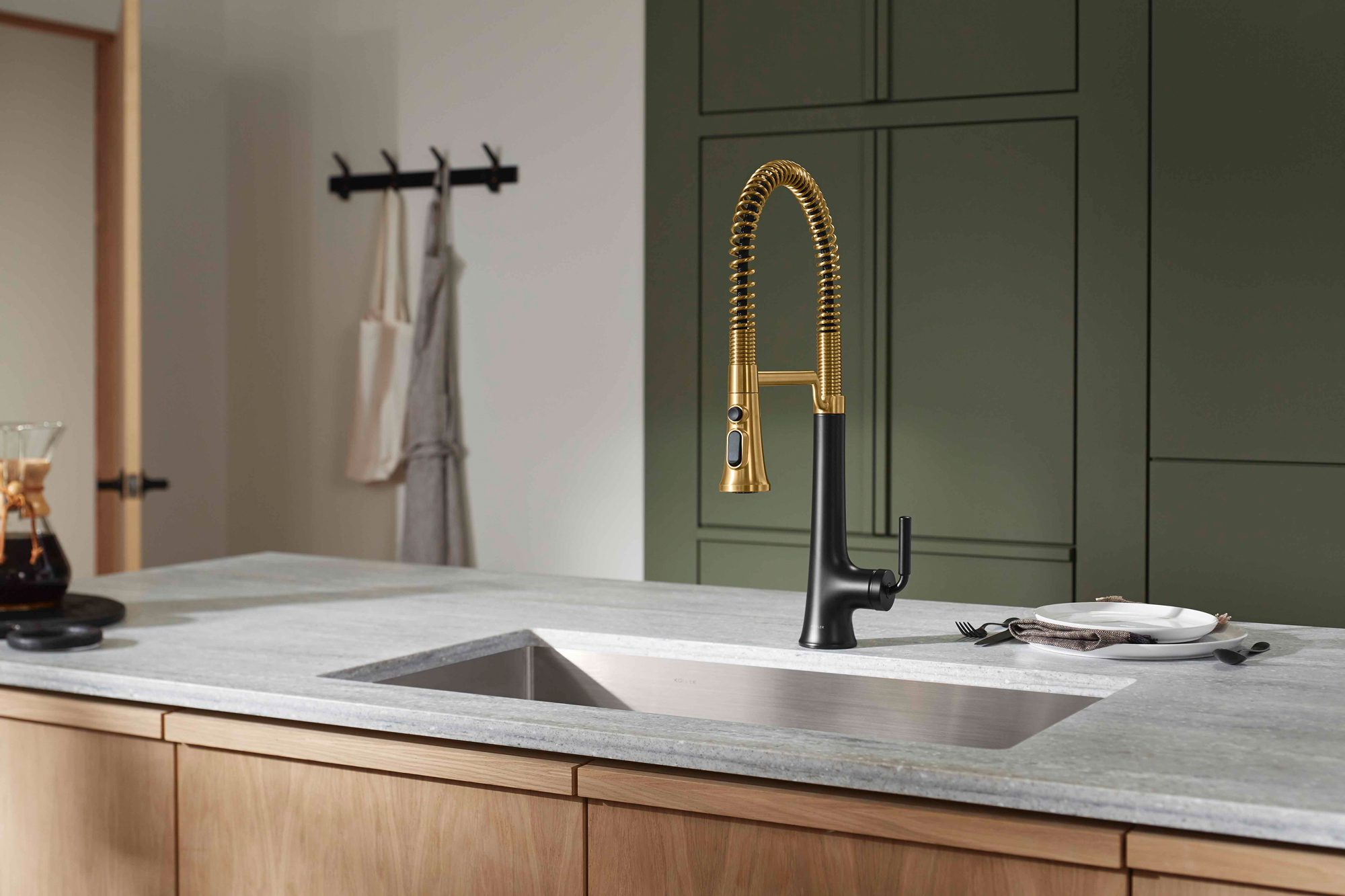 Tone Faucet Collection