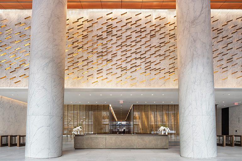 One Vanderbilt Lobby