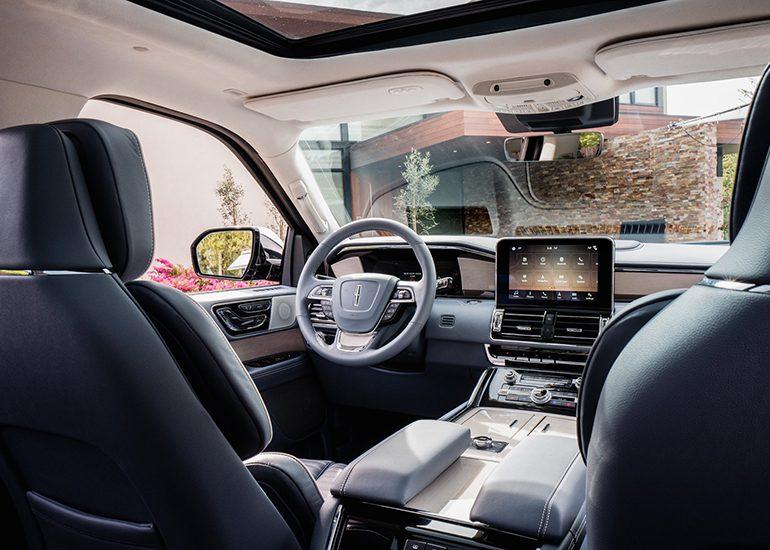 Lincoln 2018 Navigator