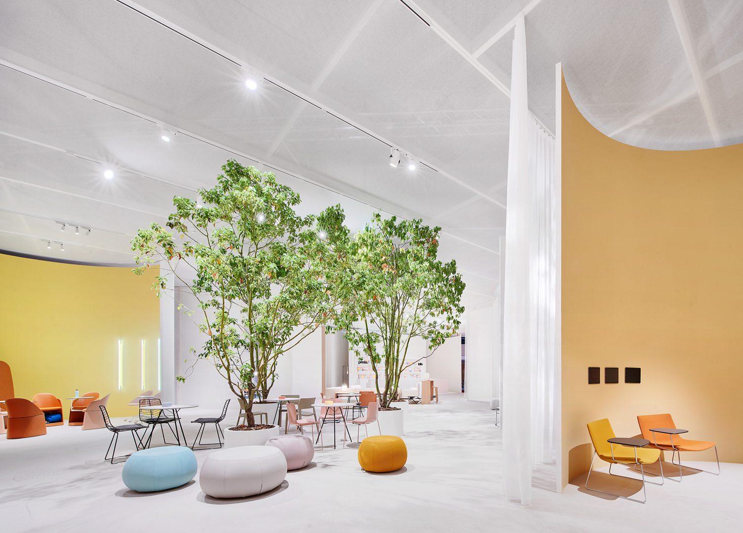 Arper, 2019 Salone del Mobile