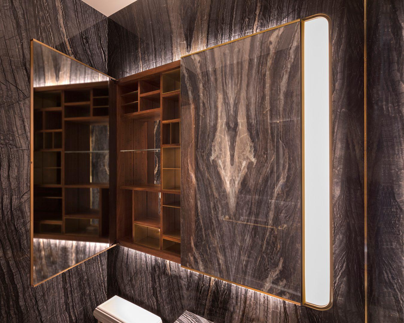 Curio Medicine Cabinet