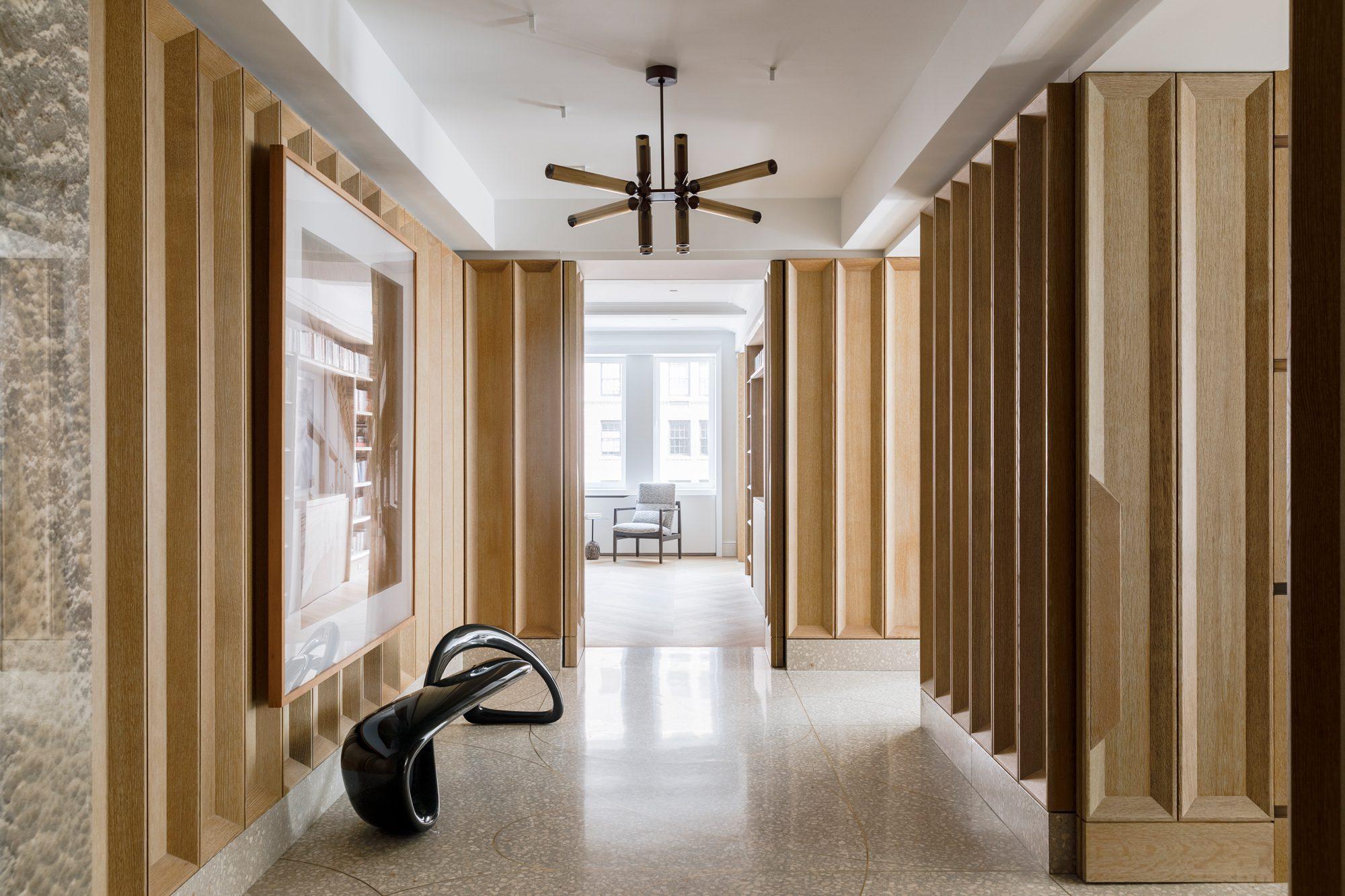 Carnegie Hill Apartment