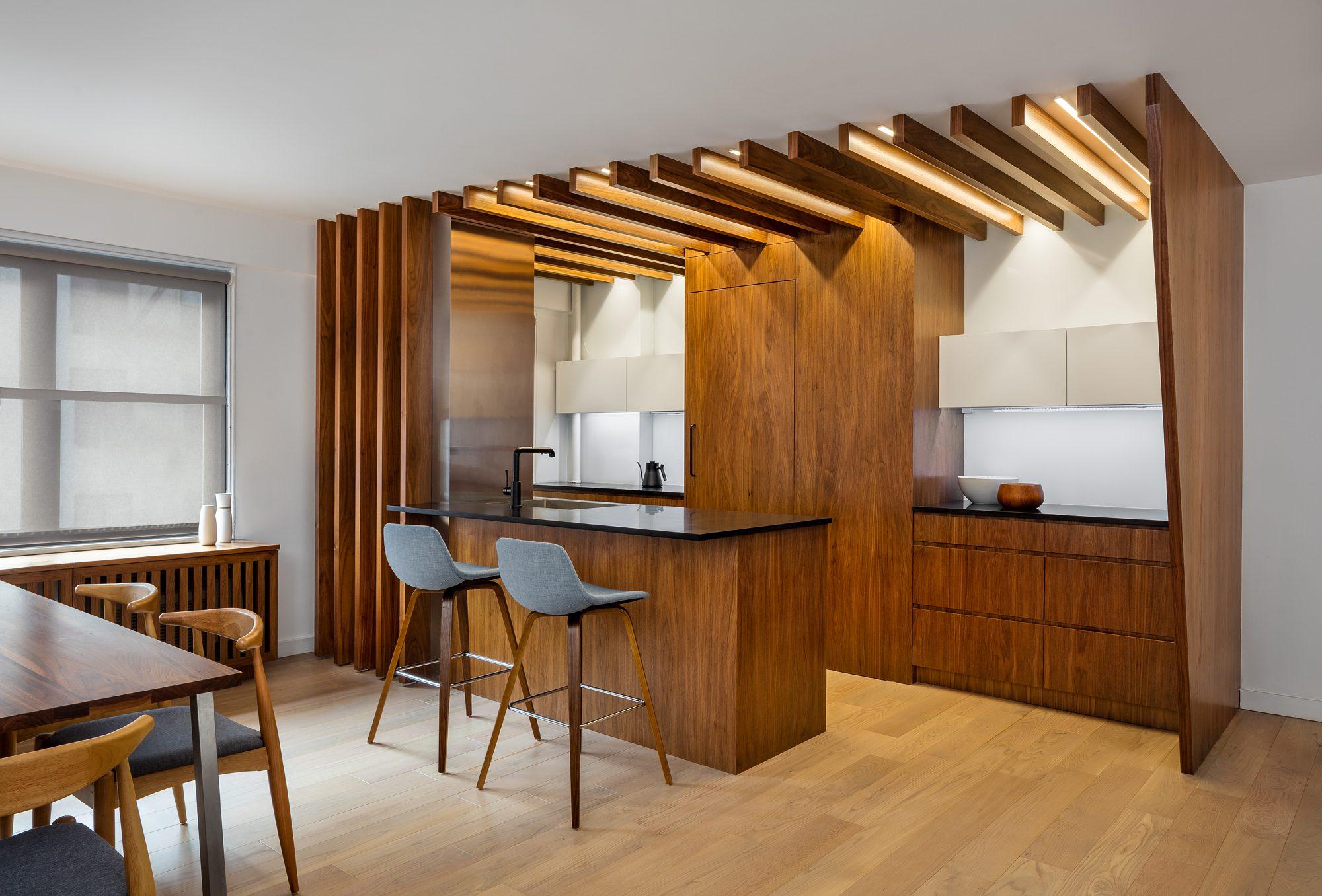 Modern Nostalgia Apartment