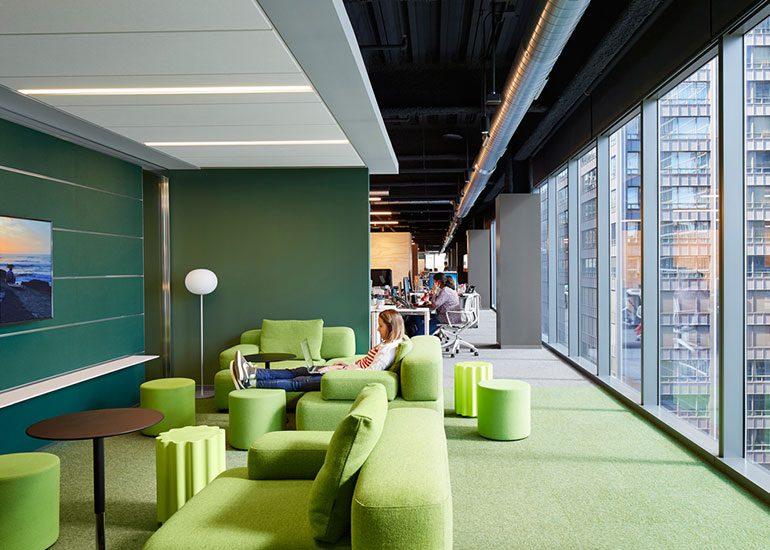 Morningstar Chicago office