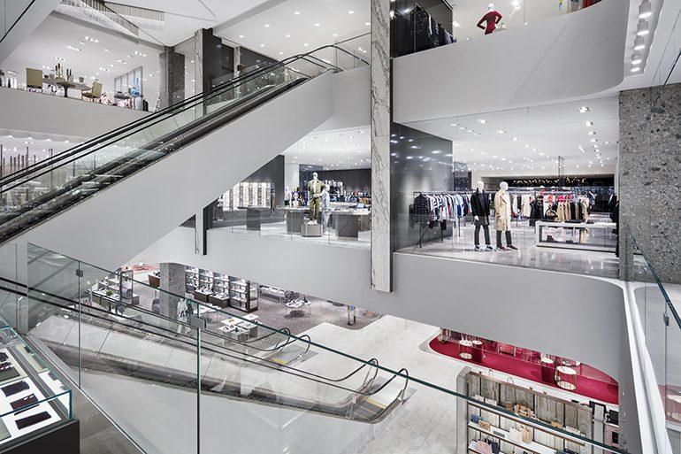 Neiman Marcus, Hudson Yards