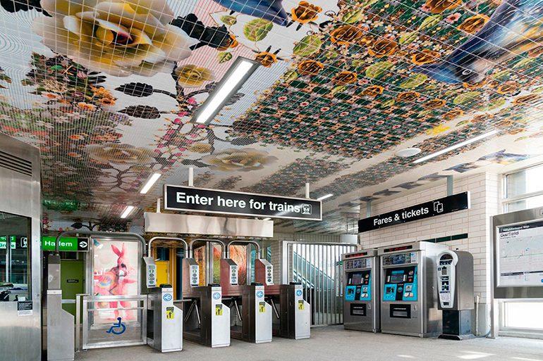 CTA Garfield Gateway Elevated Station