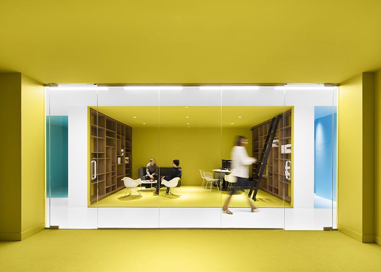 Playster offices