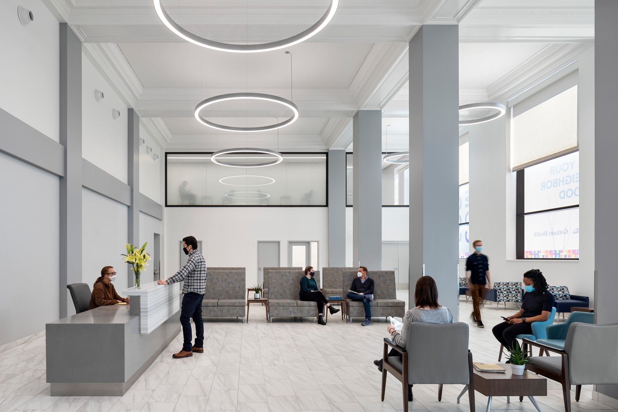 COVID-19 Centers of Excellence, NYC Health+Hospitals/Gotham Health