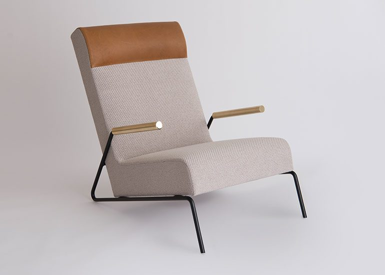 Kickstand Lounge Chair