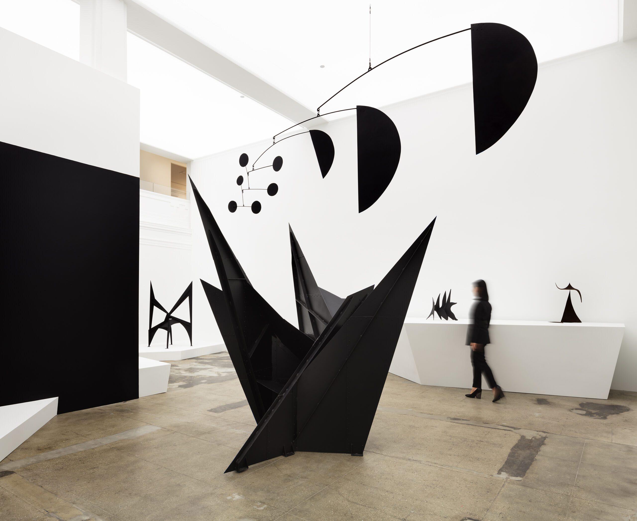 Calder: Nonspace, Hauser & Wirth Los Angeles