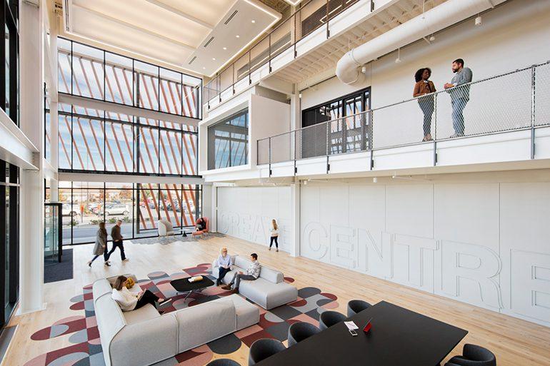 Shaw Create Center