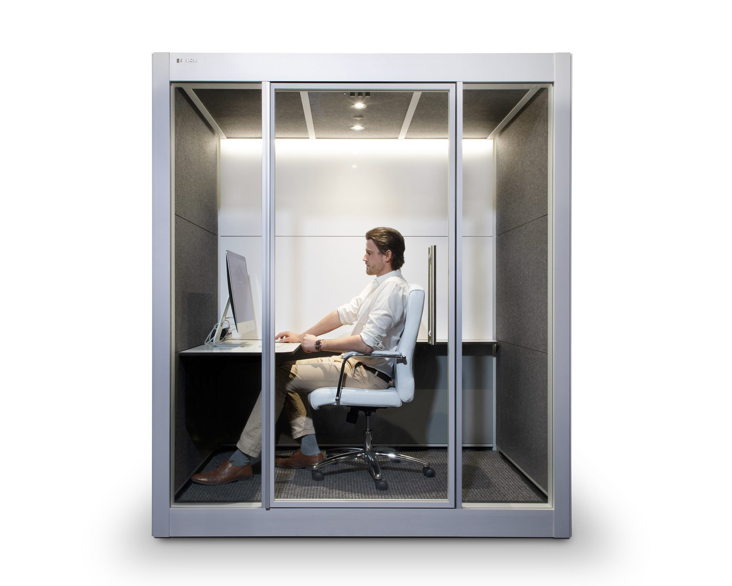 Office Isolation Pods