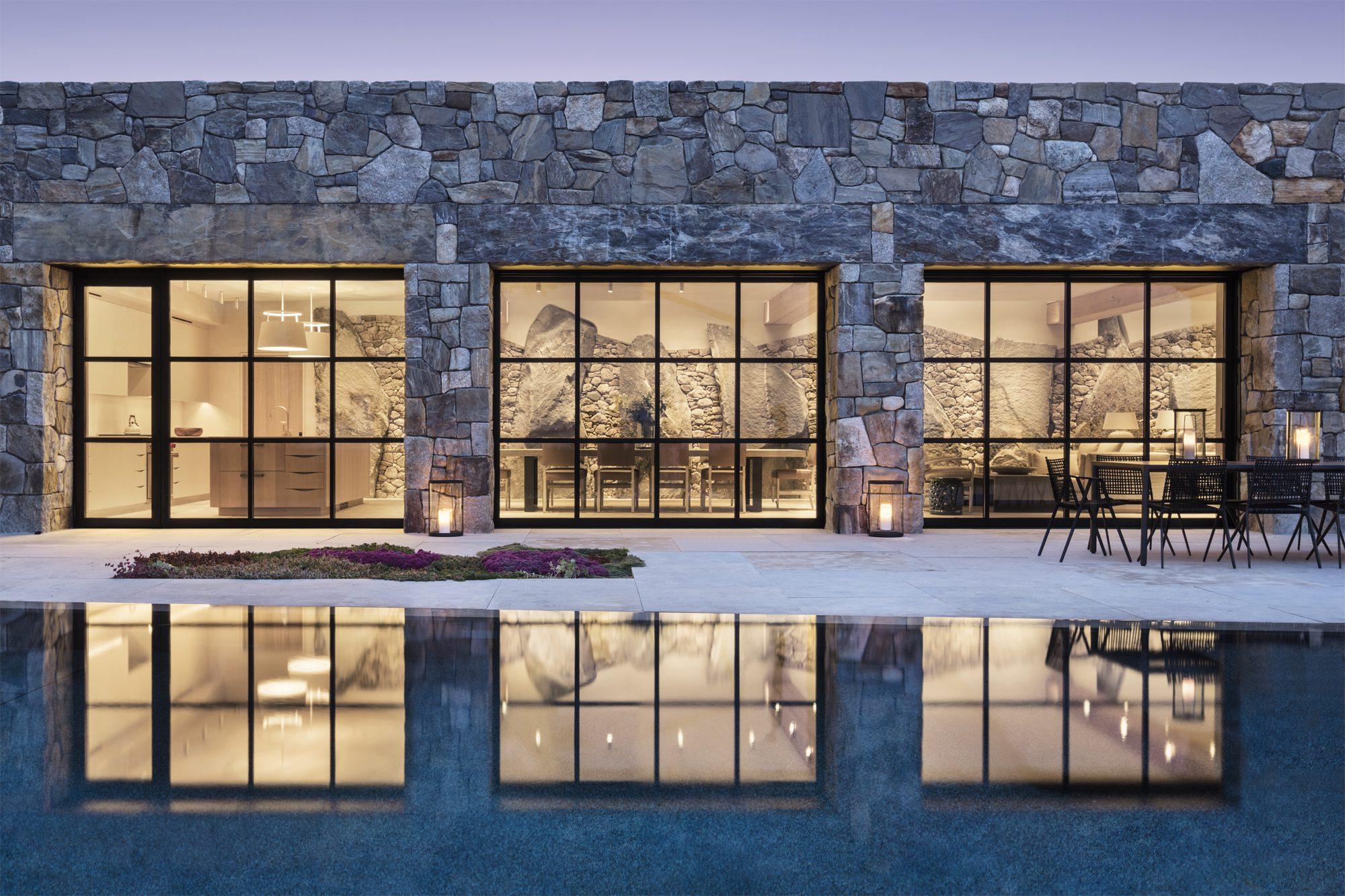 Kennebunkport Pool House