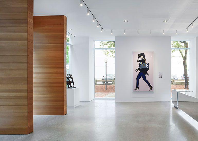 Artists' Alley Presentation Gallery
