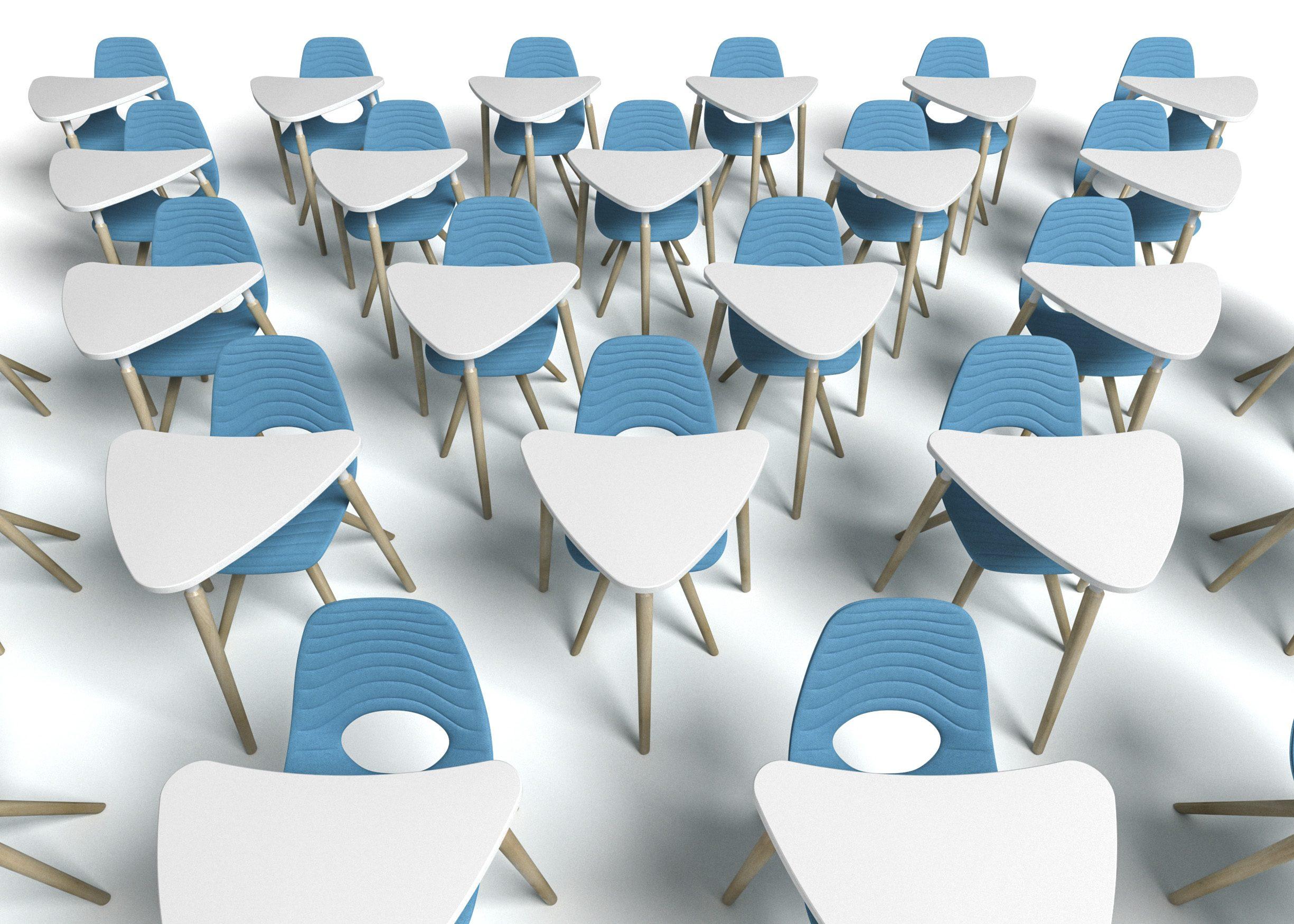 Tauko Modular Table by Mac Stopa