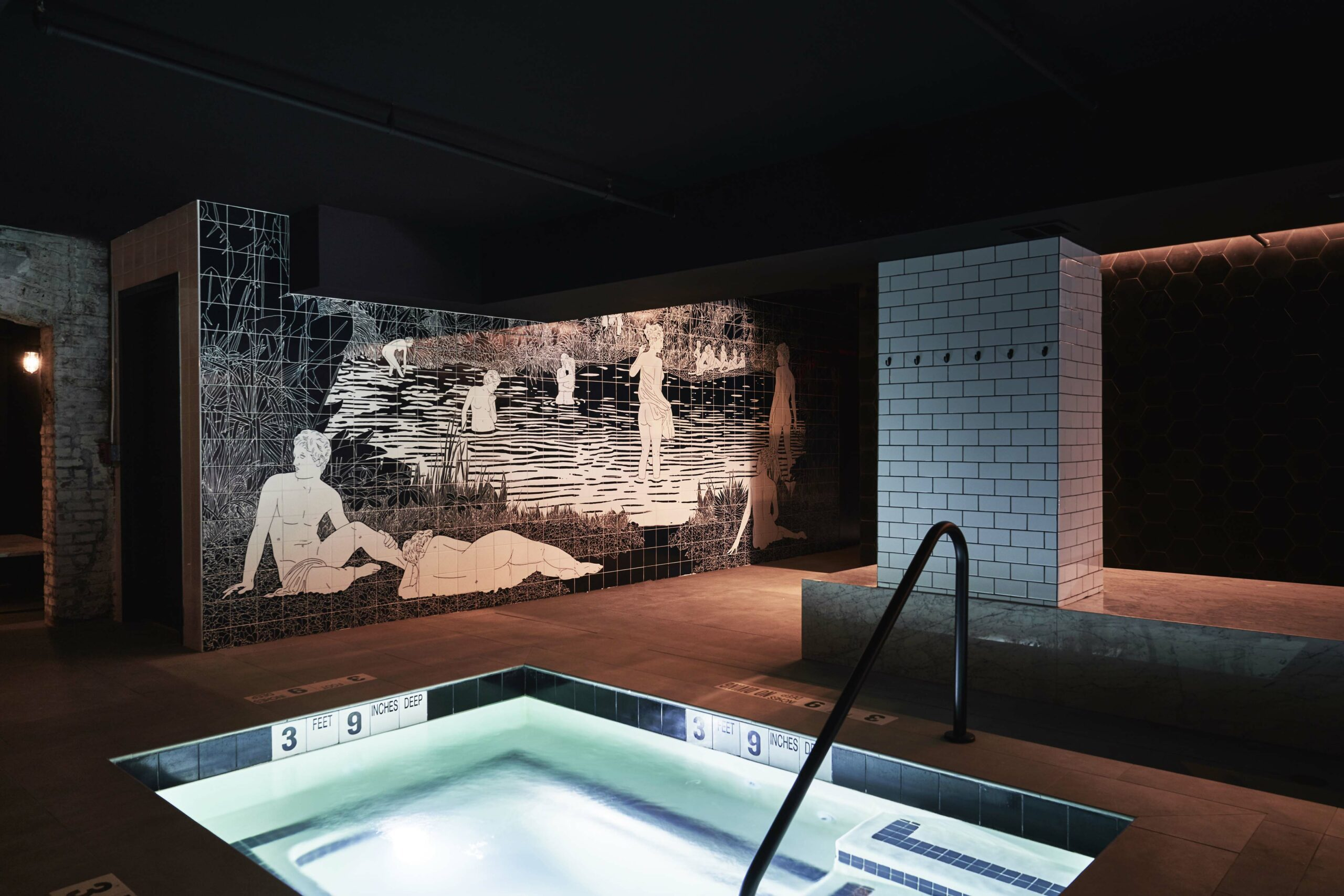 Williamsburg Bathhouse
