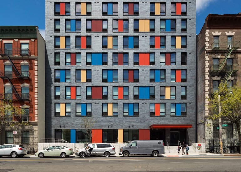 Boston Road Supportive Housing