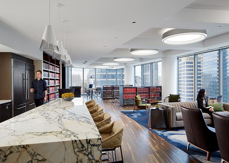 DLA Piper Chicago Office Relocation