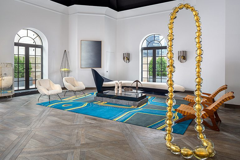 Steinway Landmark Penthouse Exhibition