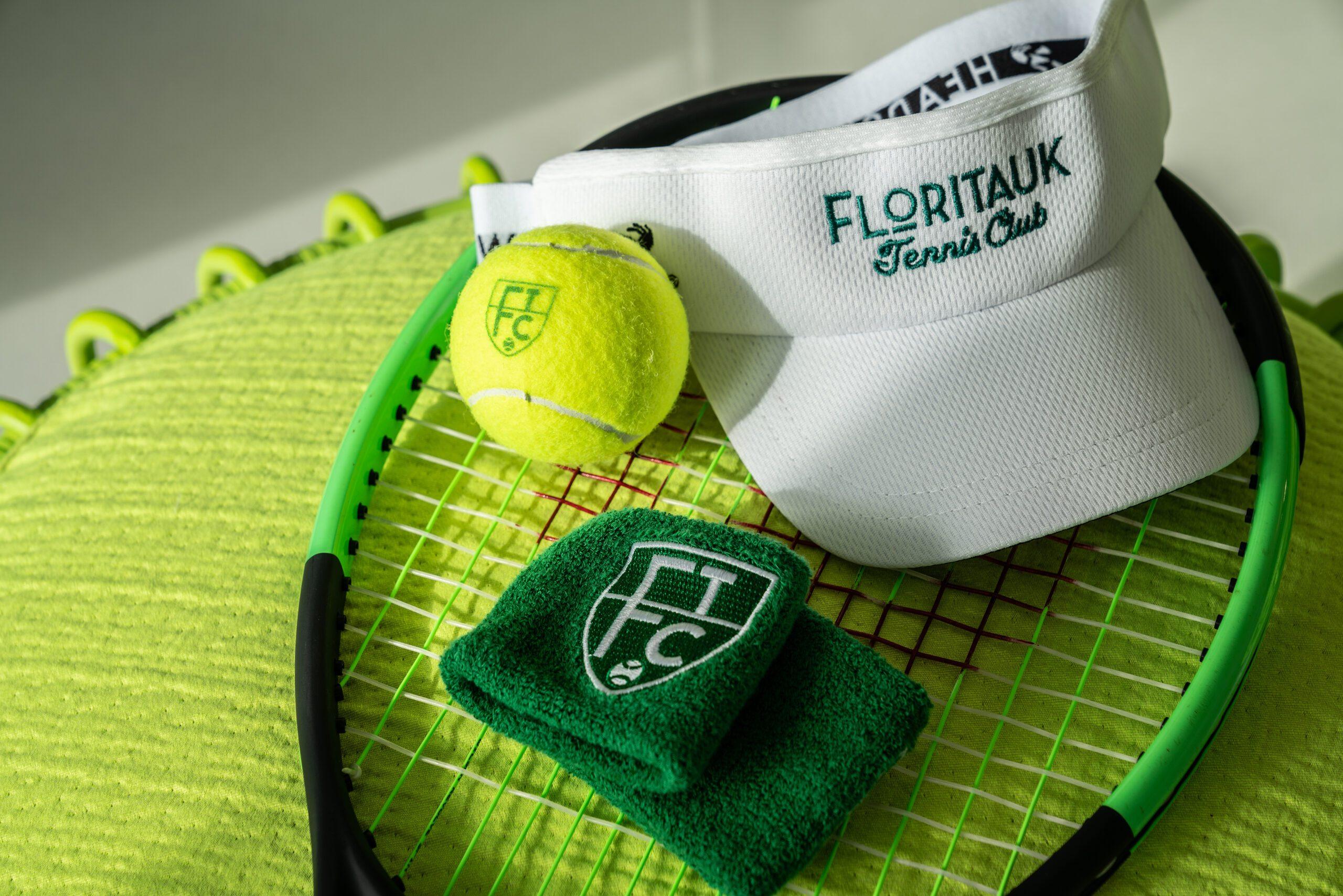 The Floritauk Tennis Club