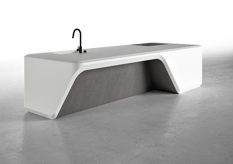 Cove Kitchen By Zaha Hadid Design