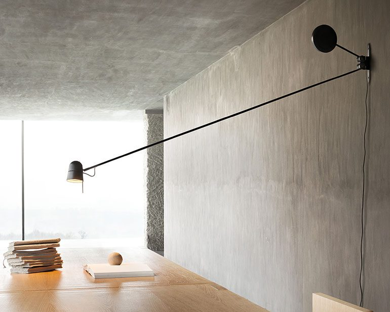 Counterbalance Wall