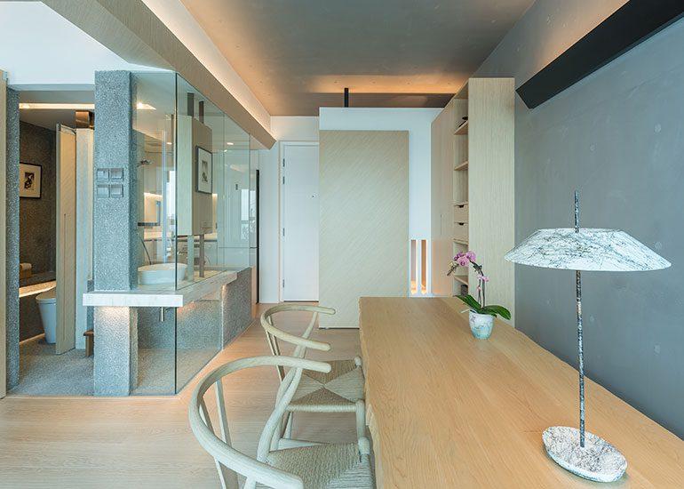 Translucent Japanese Residence