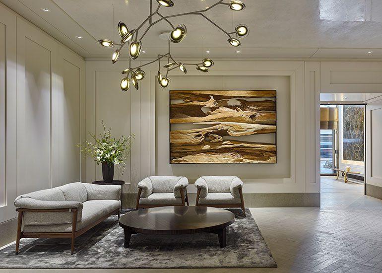 800 Fifth Avenue Residential Lobby