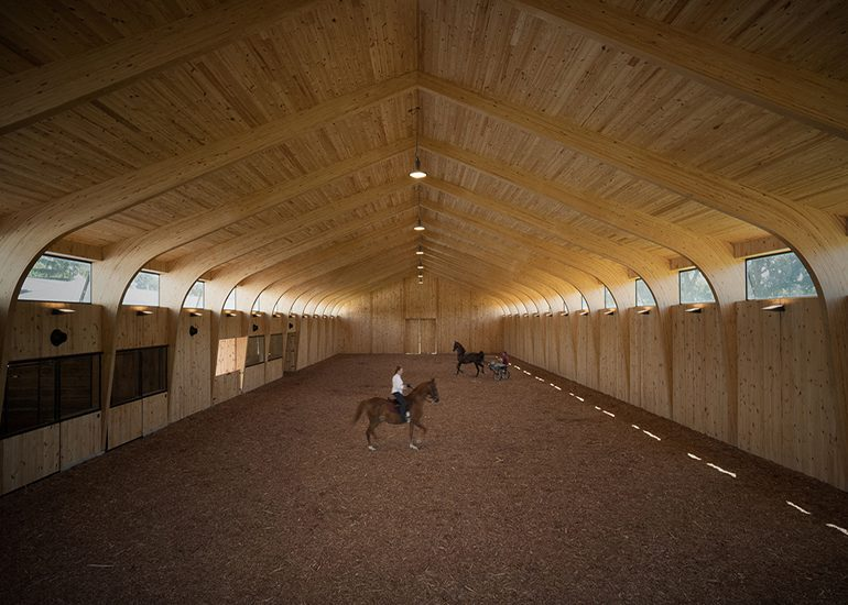 Seven Oaks Farm Arena