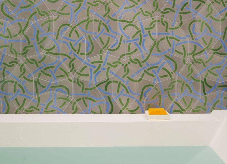 Girih Encaustic Cement Tiles