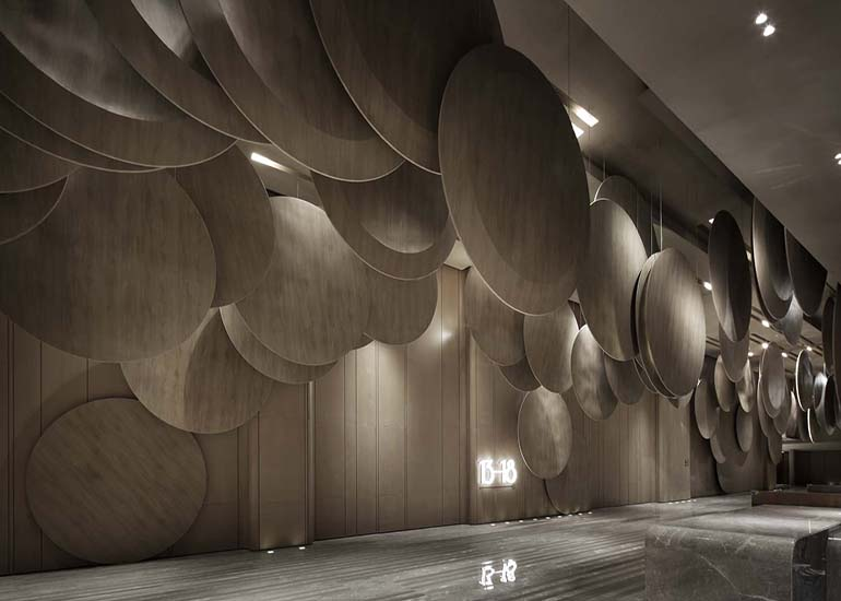 Wuhan Wushang Mall International Cinema 9/F
