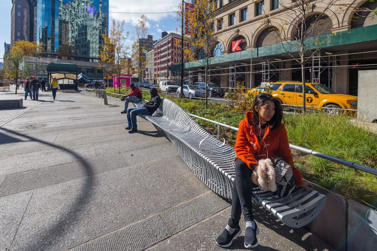 The Reconstruction of Astor Place & Cooper Squarer