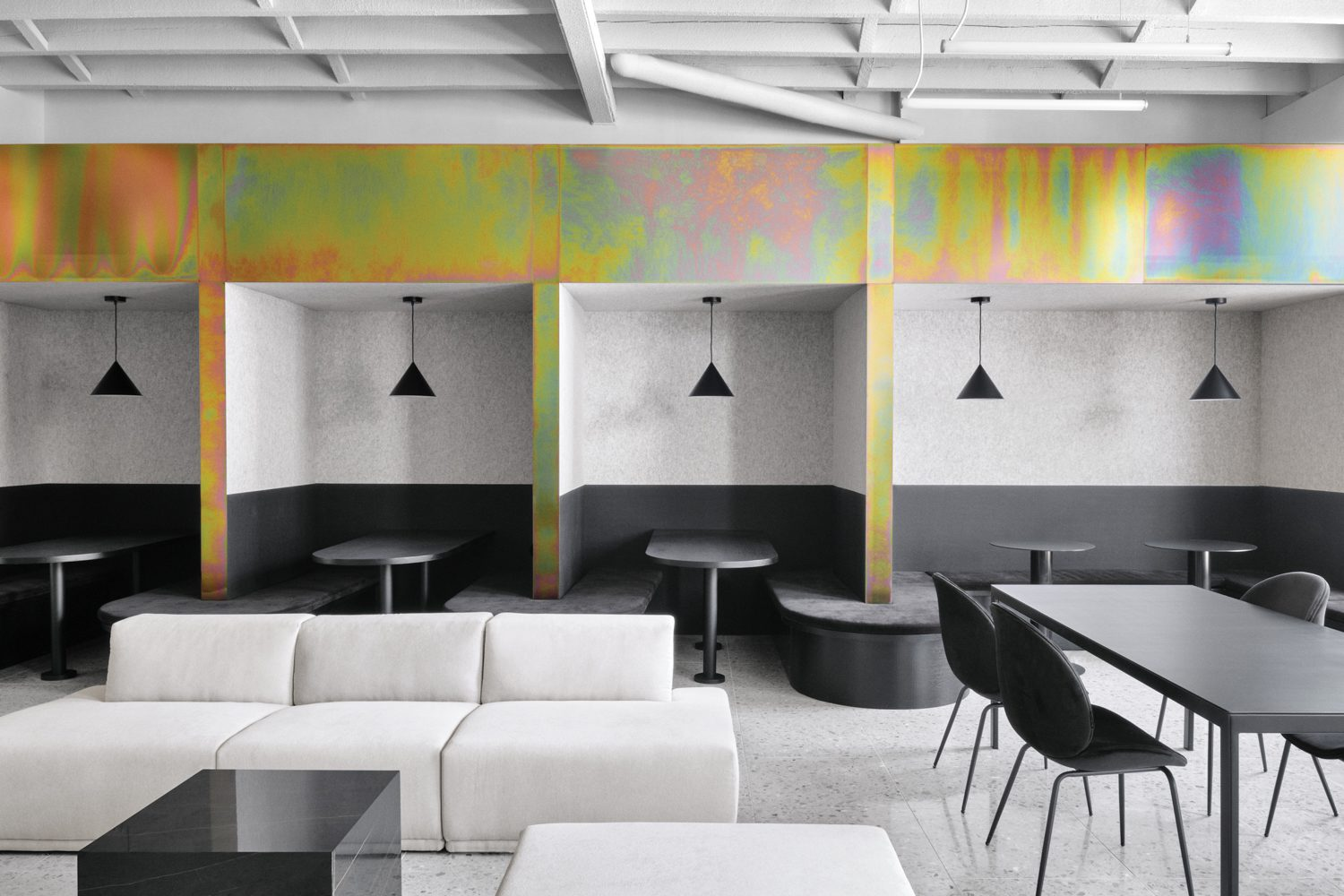 Spatial by Ivy Studio in Montreal, Canada.
