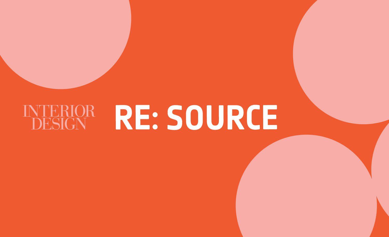 re:Source bright orange logo