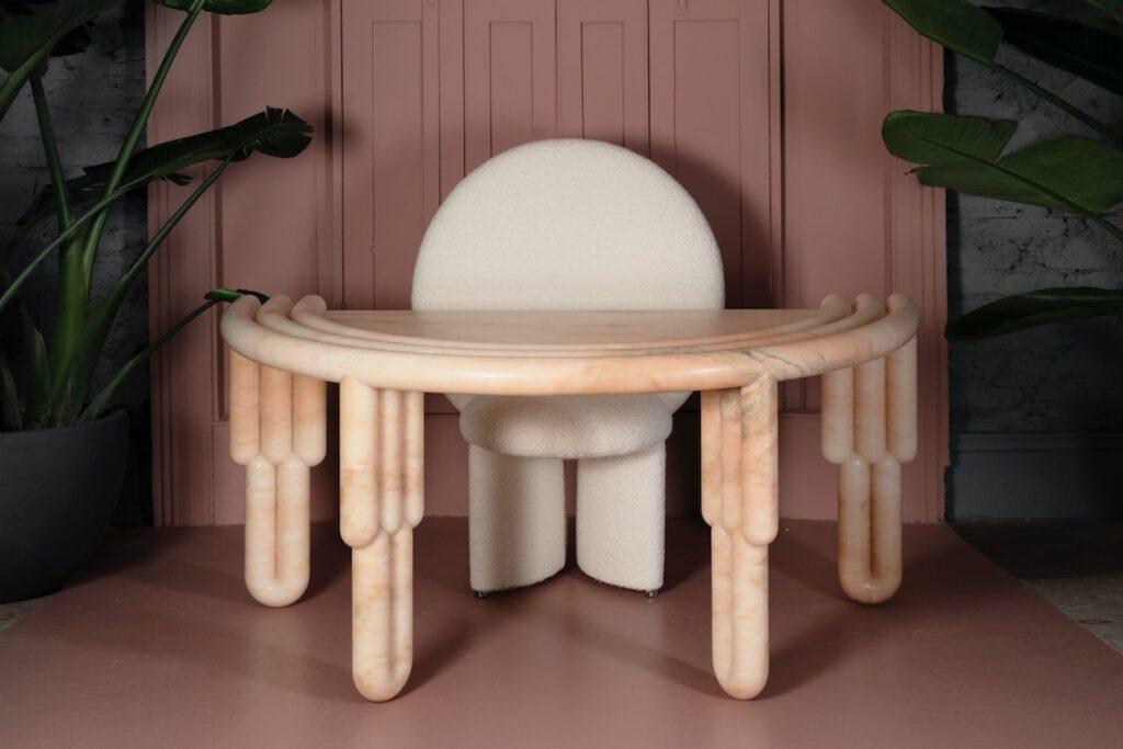 Kipfel Marble desk.