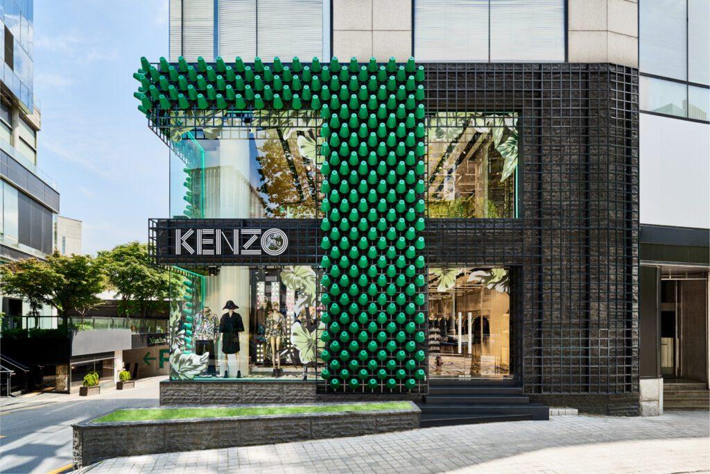 Kenzo Seoul Flagship.