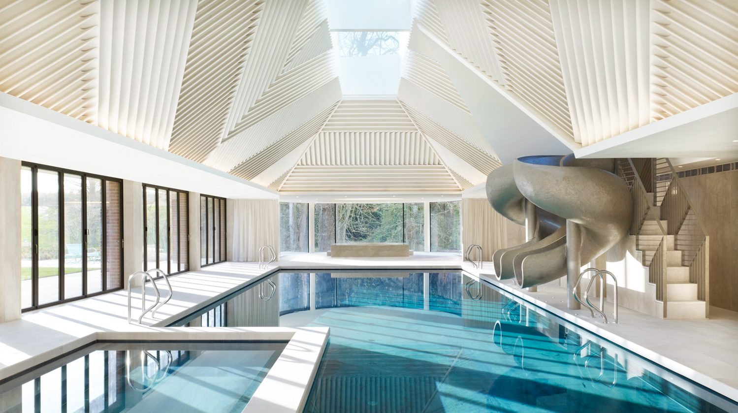 RDCAAL Manor House Pool Pavilion.