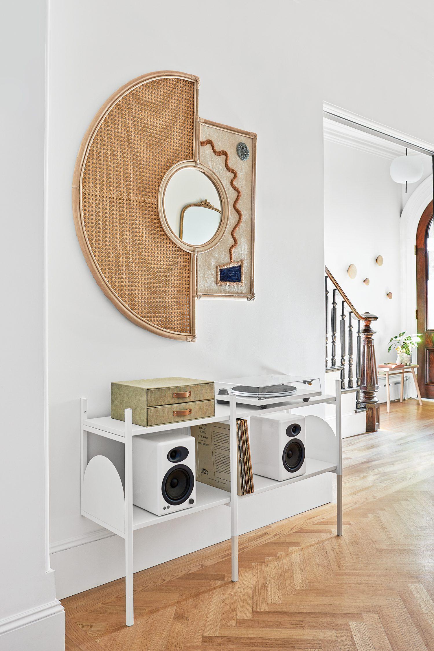 Four-bedroom brownstone by Studio Nato.