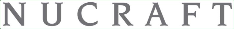 Nucraft logo.