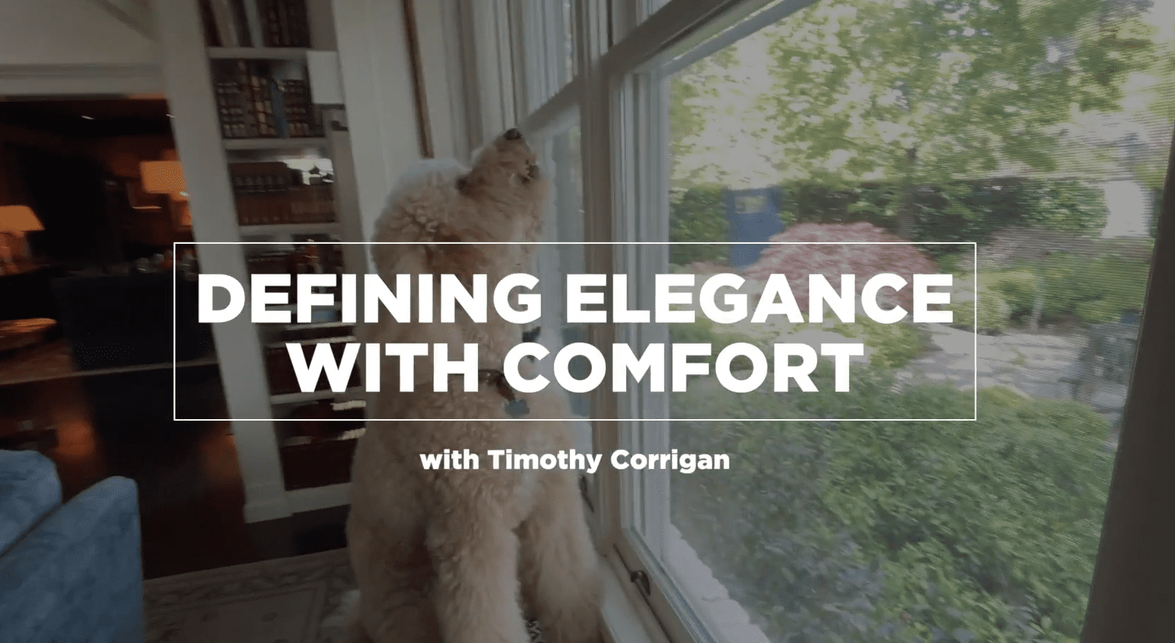Inside Design with Timothy Corrigan