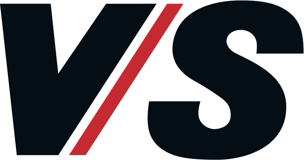 VS America logo.